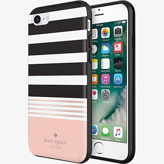Flexible Hardshell Case for iPhone 7