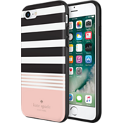Flexible Hardshell Case for iPhone 7 - Stripe
