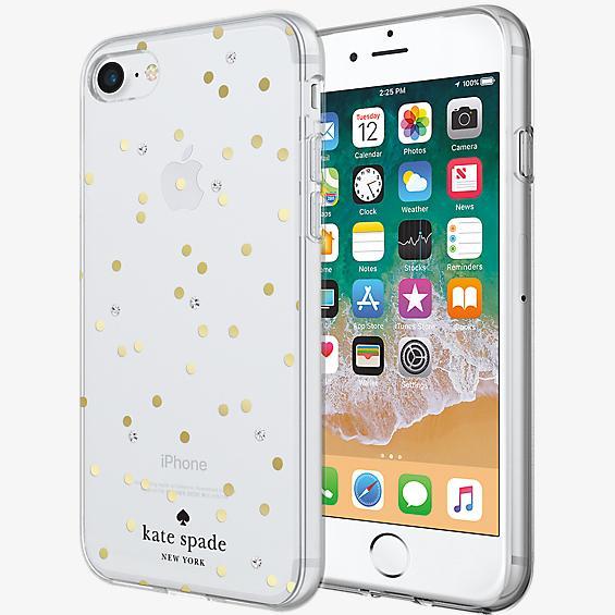 Flexible Hardshell Case for iPhone 8/7