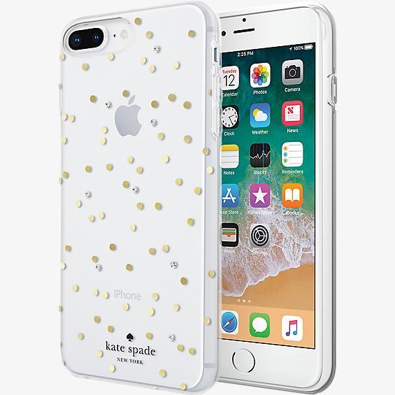 Flexible Hardshell Case for iPhone 8 Plus/7 Plus