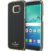 Wrap Case for Samsung Galaxy S7 edge - Saffiano Black