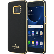 Wrap Case for Samsung Galaxy S7 - Saffiano Black