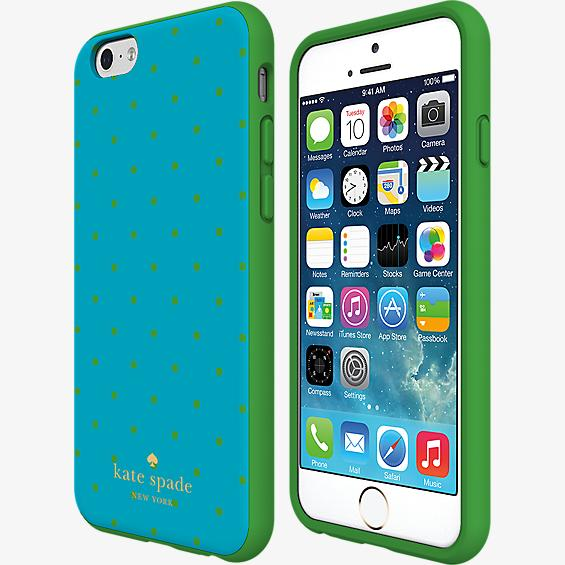 Flexible Hardshell Case for iPhone 6/6s - Bikini Dot