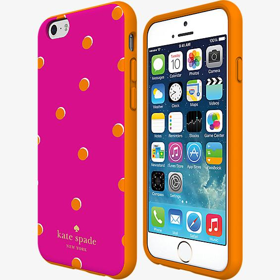 Flexible Hardshell Case for iPhone 6 - Scattered Pavillion
