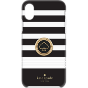 kate spade new york Gift Set: Stability Ring & Protective Hardshell Case for iPhone XS Max