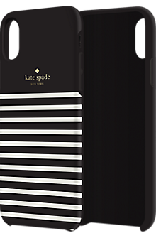 7d9cc9a7d9a1 kate spade Protective Hardshell Soft Touch Case for iPhone XS Max | Verizon  Wireless