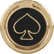 Stability Ring - Gold/Black Enamel