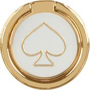Stability Ring - Gold/Cream Enamel