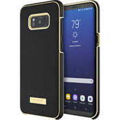 Wrap Case for Samsung Galaxy S8+ - Saffiano Black