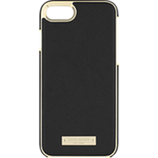 Wrap Case for iPhone 8/7- Saffiano Black