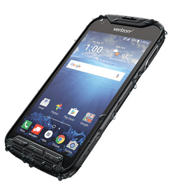A Ruggedly Intelligent Smartphone.