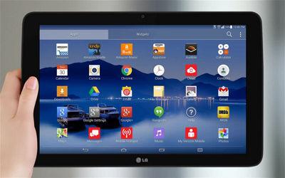 LG G Pad™ 10.1 LTE Battery Saving Tips