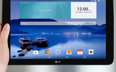 How to Set Up Bluetooth® on Your LG G Pad™ 10.1 LTE