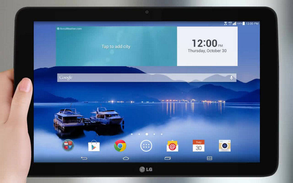 Downloading Apps on Your LG G Pad 10 1 LTE
