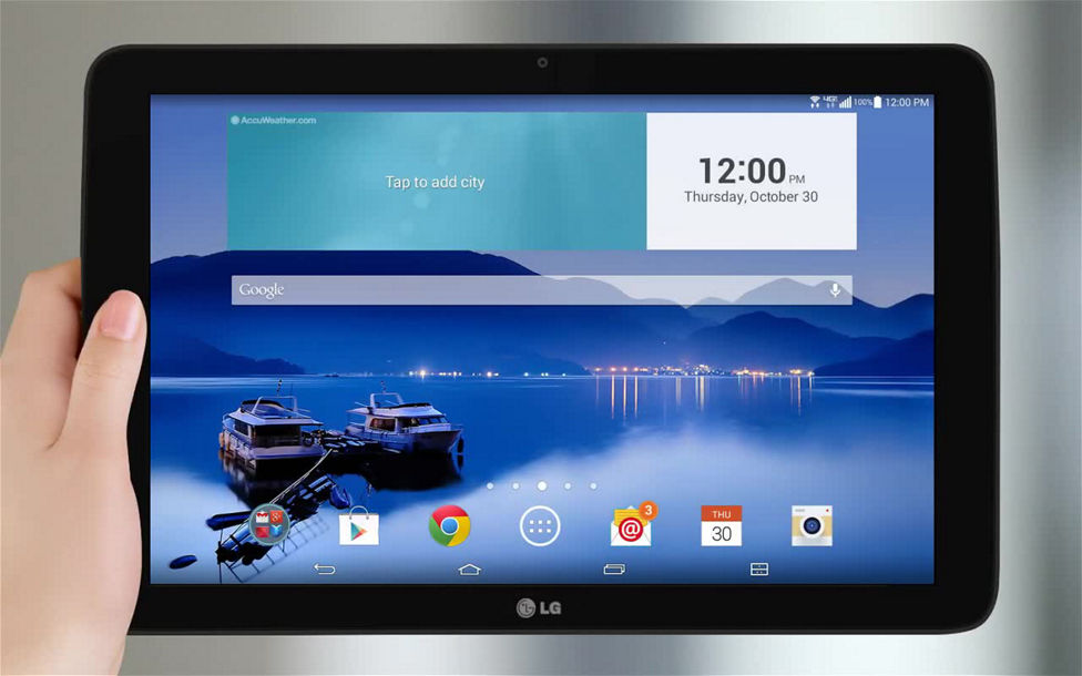 How to Set Up Email on Your LG G Pad 10 1 LTE