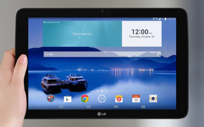 How to Find the SIM Card Number on Your LG G Pad™ 10.1 LTE