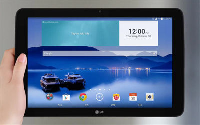 How to Use the Mobile Hotspot on Your LG G Pad™ 10.1 LTE