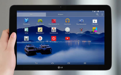 Adding Users to Your LG G Pad™ 10.1 LTE