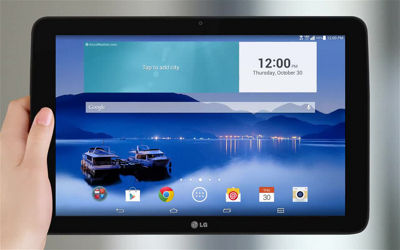 LG G Pad™ 10.1 LTE Smart Share