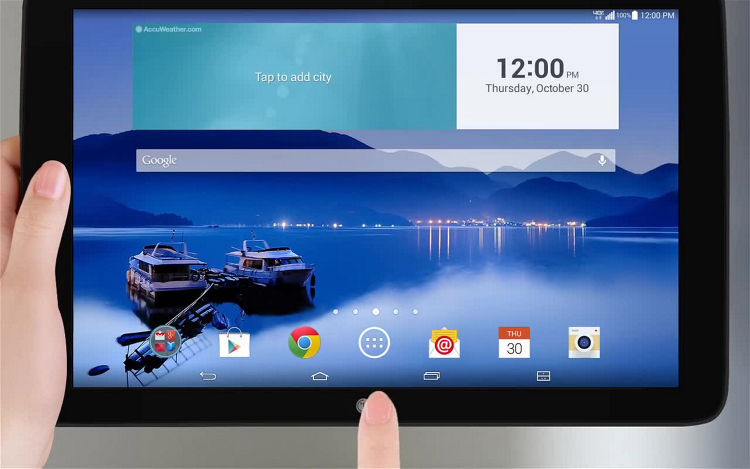 How to set up wi fi on your lg g pad 101 lte verizon wireless greentooth Gallery