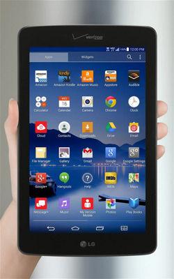 LG G Pad™ 7.0 LTE Battery Saving Tips