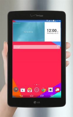 How to Set Up Email on Your LG G Pad™ 7.0 LTE