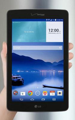 Cómo encontrar el número de tarjeta SIM en tu LG G Pad™ 7.0 LTE