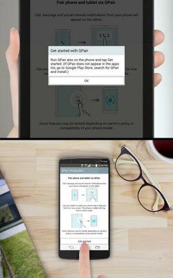 LG G Pad™ 7.0 LTE QPair™