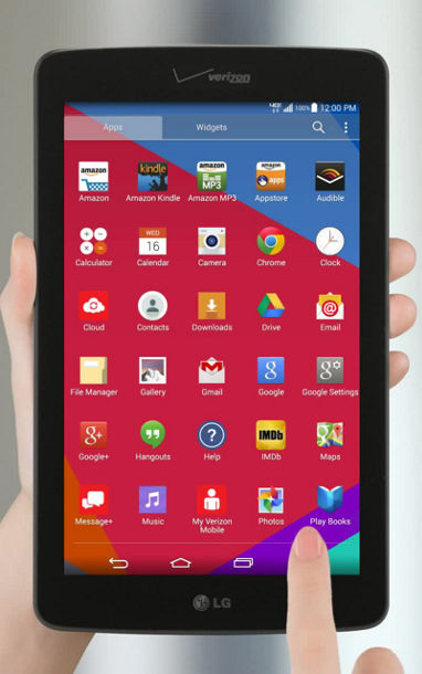 How to Set Up Wi Fi on Your LG G Pad 7 0 LTE