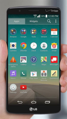 How to Use the Mobile Hotspot on Your LG G Vista