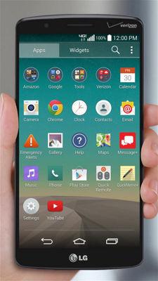 Cómo usar el hotspot móvil de tu LG G Vista