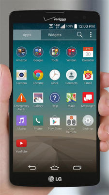Using Bluetooth® with Your LG G3