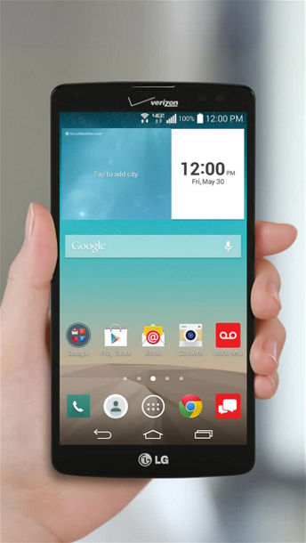 Setting Up an Email Account on Your LG G3