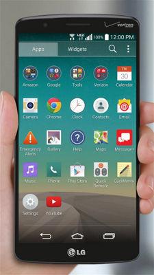 Descargar aplicaciones en tu LG G3