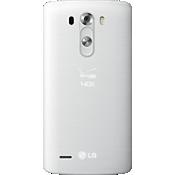 Standard Battery Cover for LG G3 - White