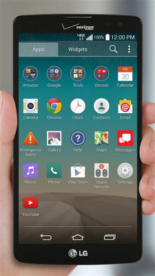 Setting Up Wi-iFi on Your LG G3