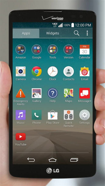 Setting Up Wi iFi on Your LG G3