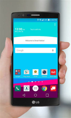 Using NFC on Your LG G4™