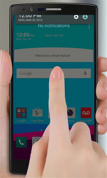 Using SmartShare on Your LG G4