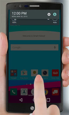 How to Set Up Wi-Fi on Your LG G4™