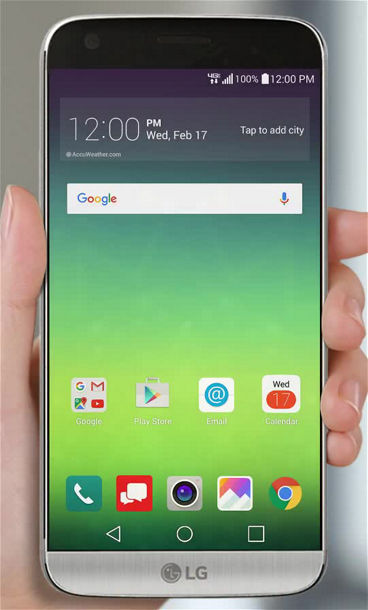 Getting to Know Your LG G5