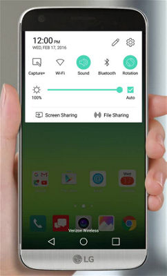 How to Set Up Wi-Fi on Your LG G5
