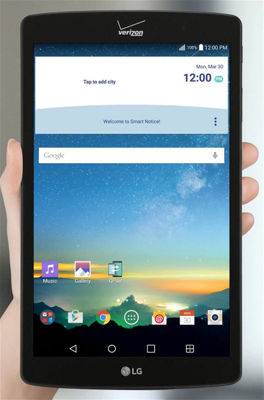 How to Use the Mobile Hotspot on Your LG G Pad™ X8.3