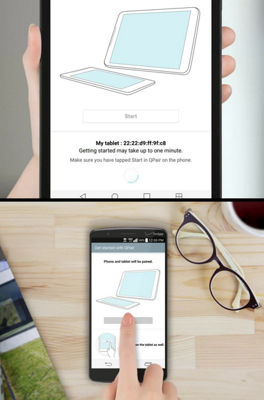 LG G Pad™ X8.3 QPair™
