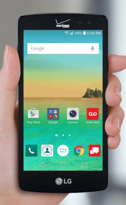 Finding the SIM Card Number on Your LG Lancet for Android