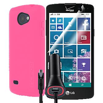 DualPro Bundle for LG Lancet - Pink