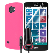 DualPro Bundle for LG Lancet - Pink