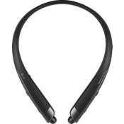 LG TONE Platinum Alpha Bluetooth Stereo Headset - Black
