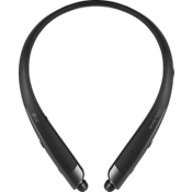 LG TONE Platinum SE Bluetooth Stereo Headset - Black