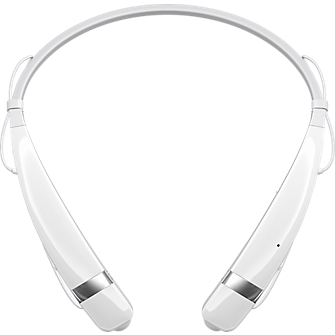 LG Tone Pro Wireless Stereo Headset - White